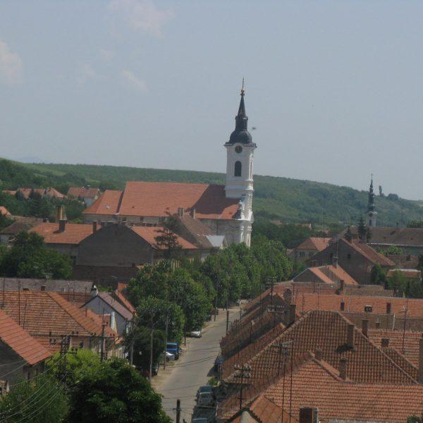 Старо градско језгро Беле Цркве